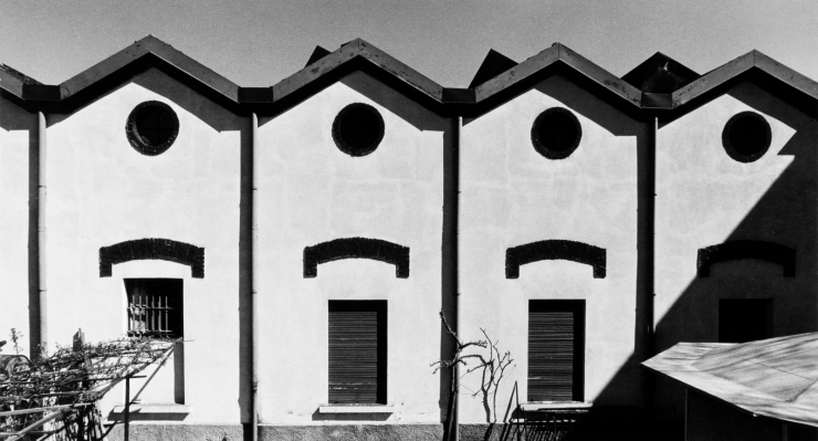 Gabriele Basilico - Fabbriche